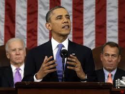 הנשיא אובמה בנאום מצב האומה