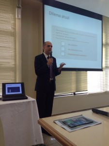 """הצגת הזדמנויות השת""""פ עם ישראל באירוע בקוריצ'יבה"""