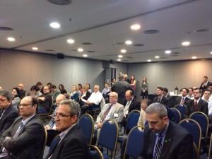 קהל המשתתפים באירוע בפורטו אלגרה
