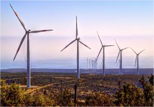 שבשבות לאנרגיה חלופית בצ'ילה