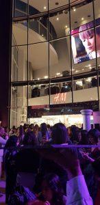פתיחת סניף HַM במרכז המסחרי הגדול בפרו, Jockey Plaza