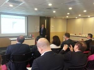 אירוע עם קרן הון סיכון ישראלית בהונג קונג