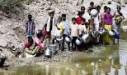water crisis india