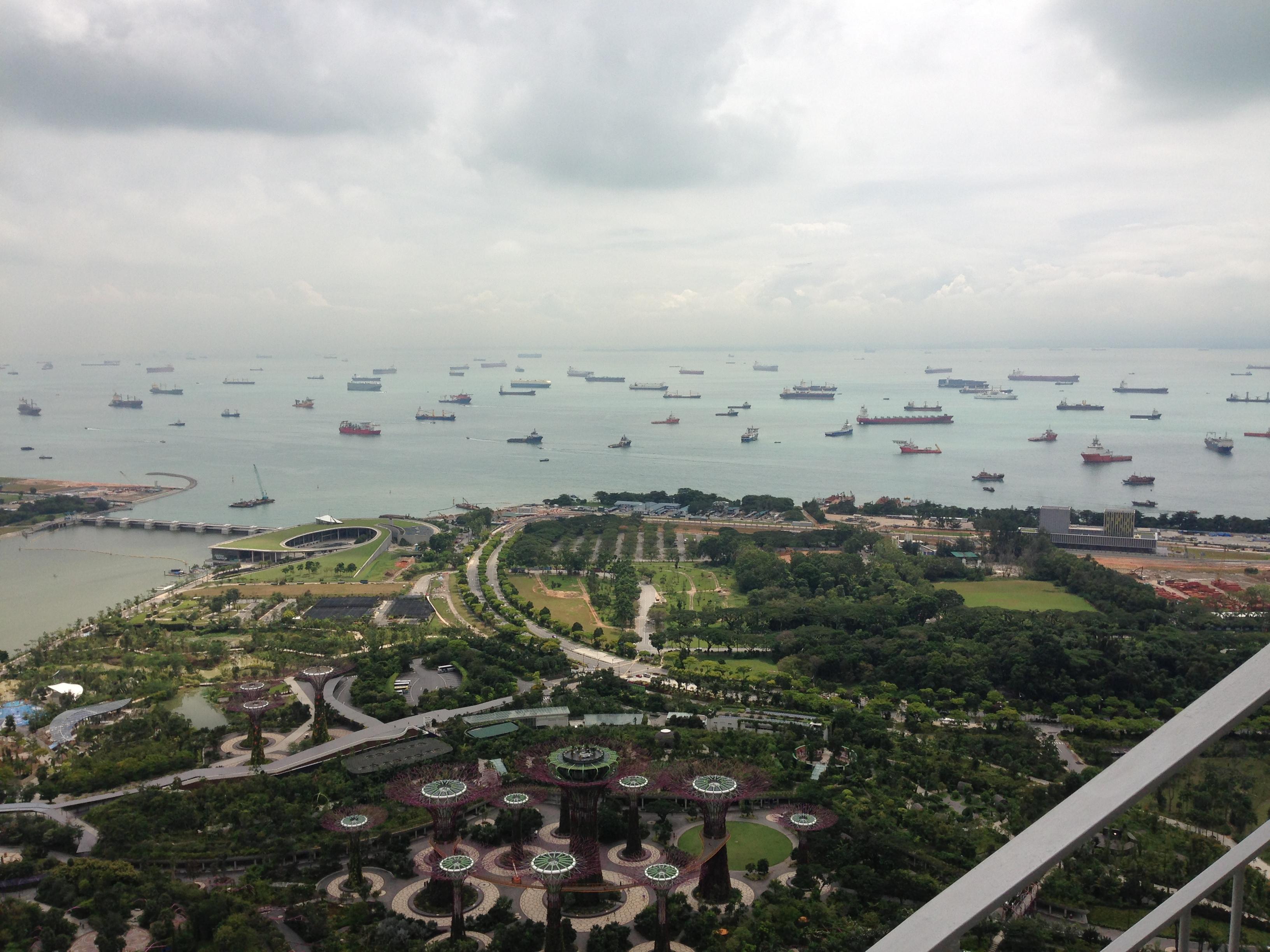 Singapore ron