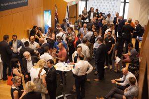 """השקה בשבוע שעבר של הסכם המו""""פ הבילטרלי בין ישראל ומדינת NSW"""
