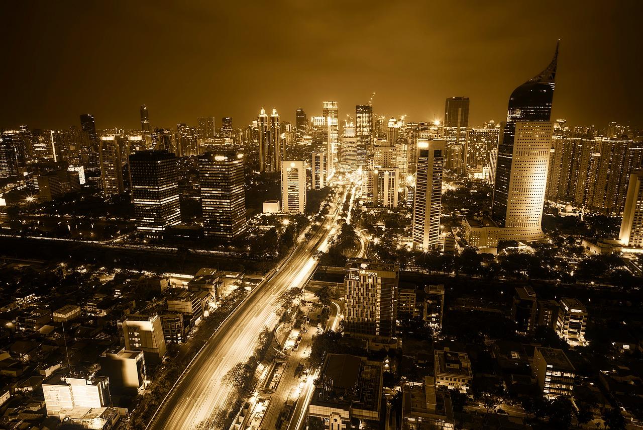 בתמונה: ג'קרטה, בירת אינדונזיה