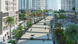פרוייקט מגורים בוייטנאם