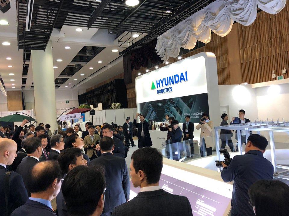 Hyundai Robotics ביתן