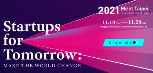 Meet Taipei startup festival