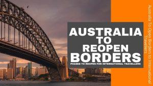 אוסטרליה נערכת לפתיחת גבולותיה הבינלאומיים ותחילת חזרה לשגרת חיים