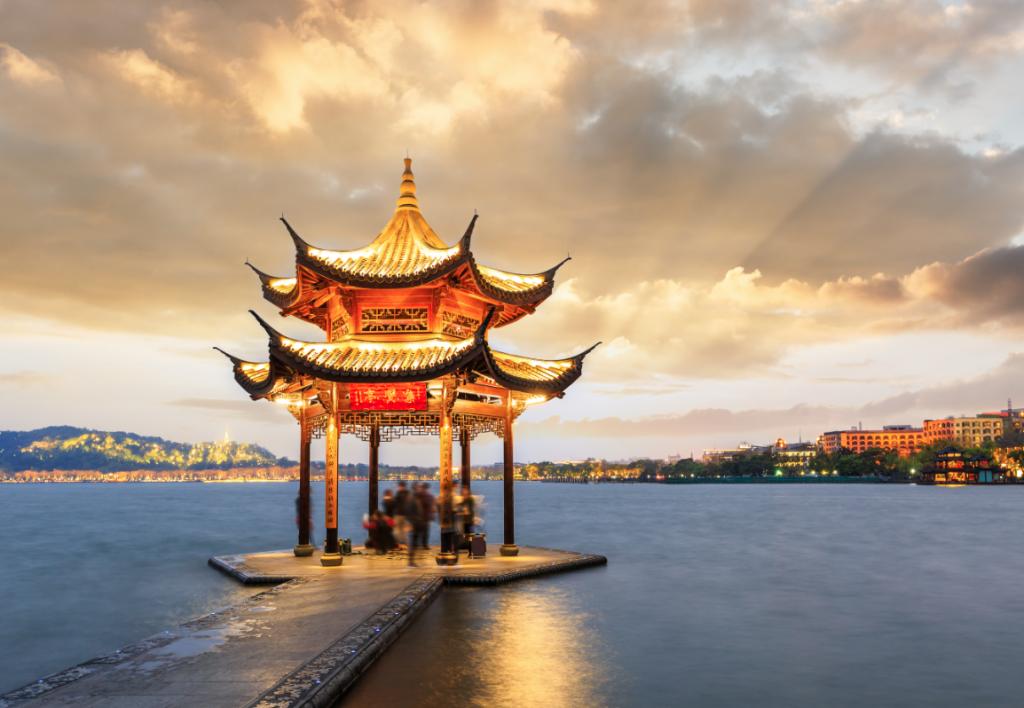 האנגג'ואו, סין