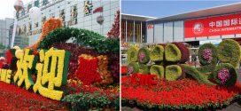 הממשל בסין יזם תערוכת ענק ומאותת לעולם שסין תהיה מעצמת יבוא עולמית
