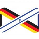 50 years_Israel-Germany_Logo