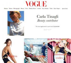 Carla Tinagli Beauty contributor