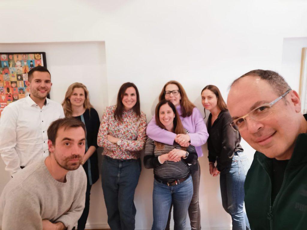 צוות הנספחות הכלכלית בברלין