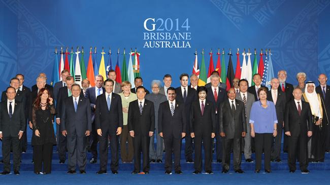 ועידת G20 באוסטרליה