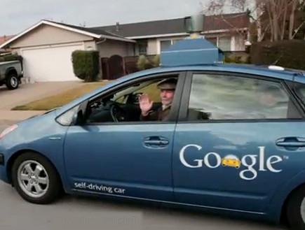 המכונית של גוגל: הסוף לתעשיית המוניות?