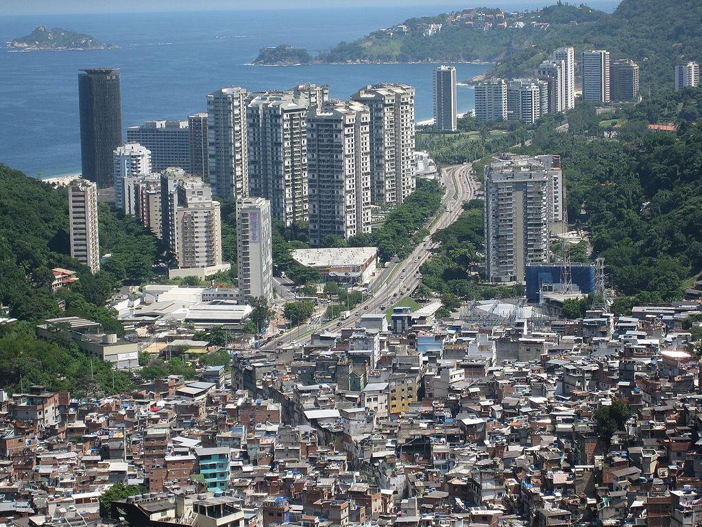 ברזיל -עיר בתוך עיר. קרדיט צילום: אליסיה נידאם