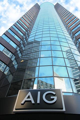 AIG - היו גדולים מדי מכדי ליפול. קרדיט תמונה: ויקיפדיה