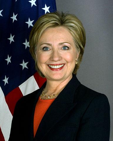 הילארי קלינטון. בקרוב האשה החזקה בעולם? מקור: ויקיפדיה