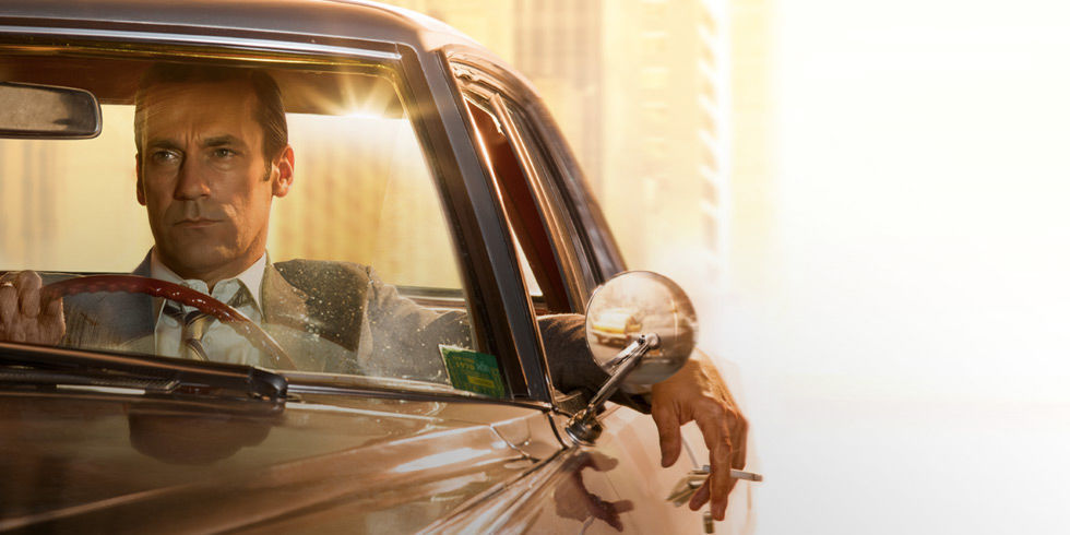 האדם החדש לא רוצה להיות בעל רכב, הוא רוצה תחבורה. קרדיט תמונה: AMC