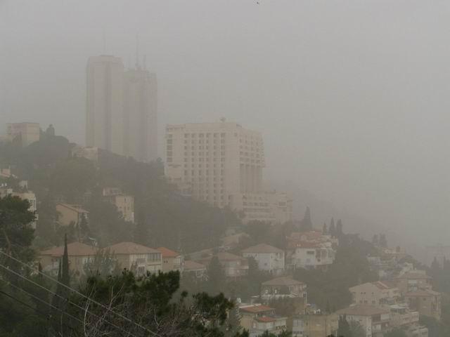 זיהום בחיפה - ישראל, המדינה בעלת זיהום האוויר החמור במערב, אחראי קוריאה