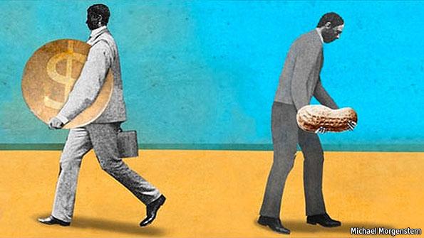 כלכלות רבות במערב הופכות להיות יותר ויותר דואליות