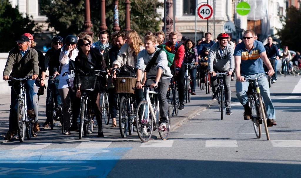 כמעט 50% מהדנים מתניידים באמצעות אופניים מדי יום - האם המודל הדני הוא מודל אוניברסאלי?