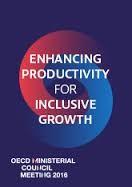נושא כנס השרים 2016: שיפור פרודוקטיביות עבור צמיחה מכלילה