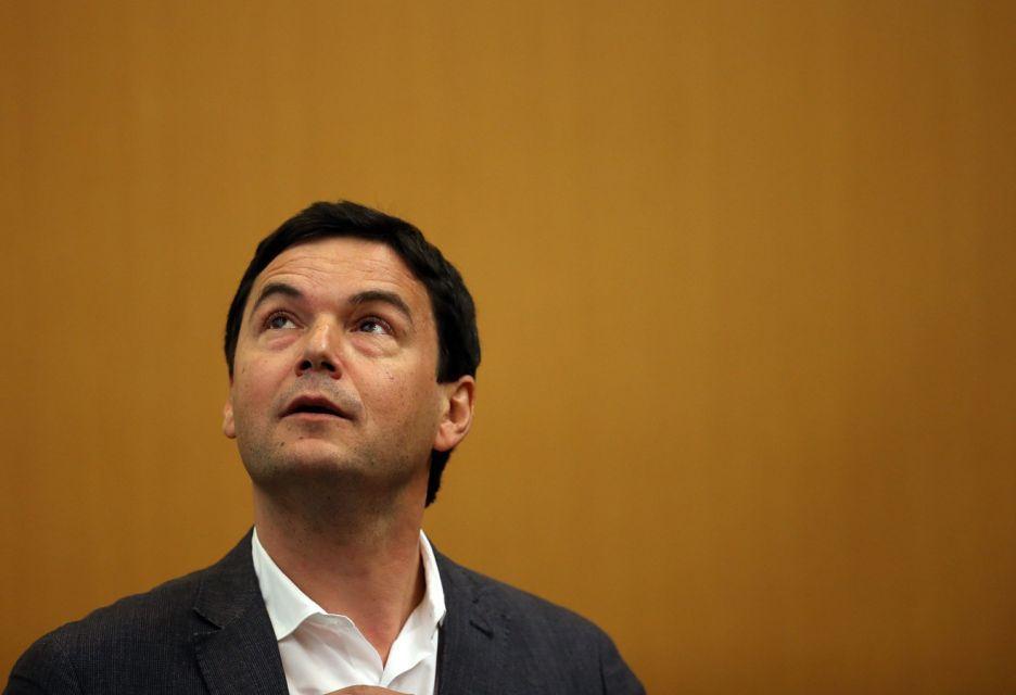 תומאס פיקטי – הביא את אי-השוויון למרכז הבמה. צילום AFP