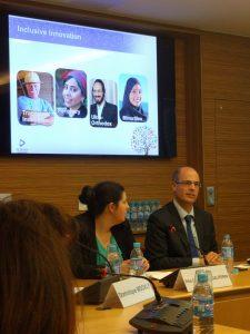 אבי חסון וריטה גולשטיין-גלפרין – המטרה של ישראל היא להישאר בפסגת החדשנות אך לצרף את 90% הנותרים לפסגה