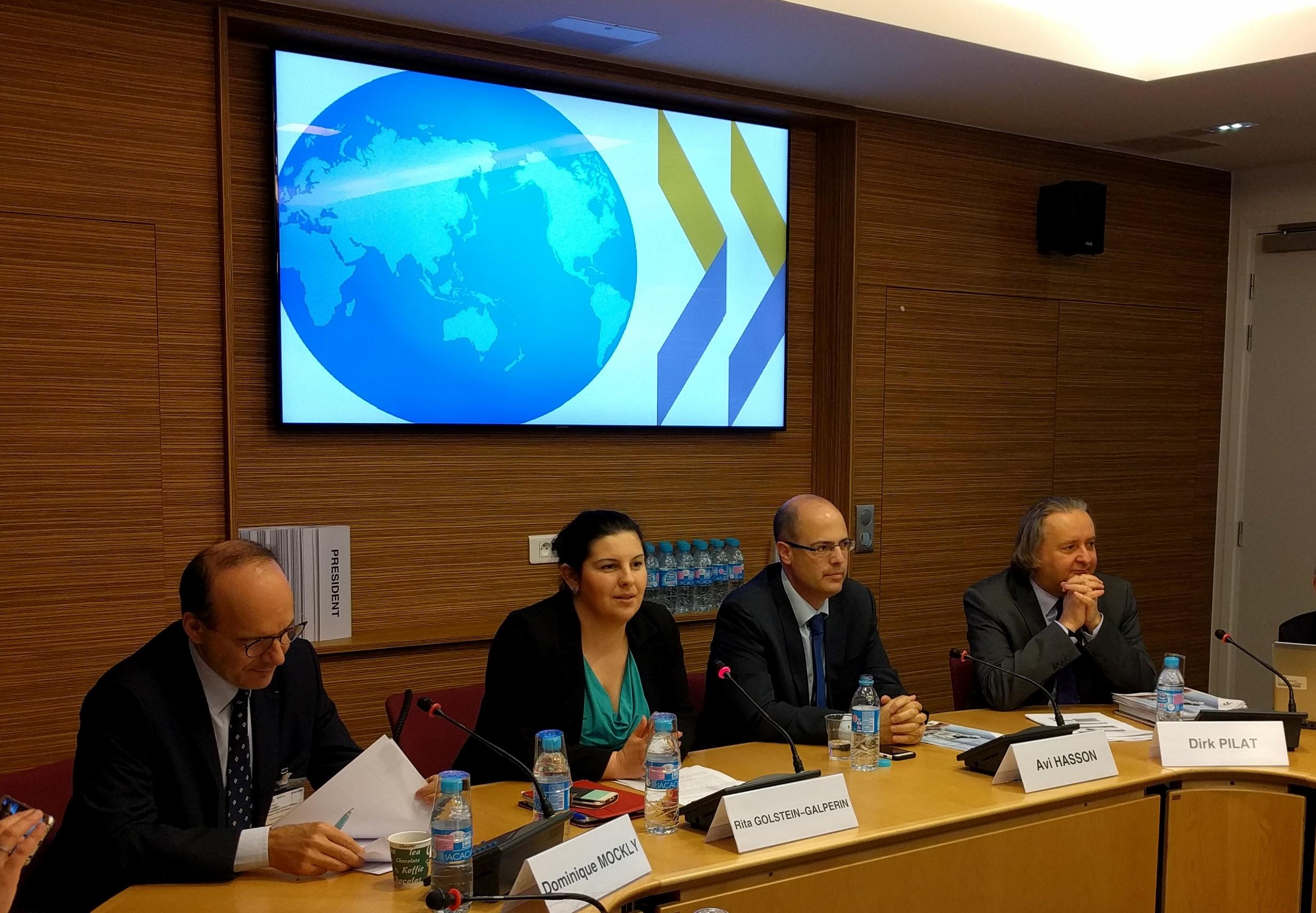 כנס המדען הראשי ב-OECD