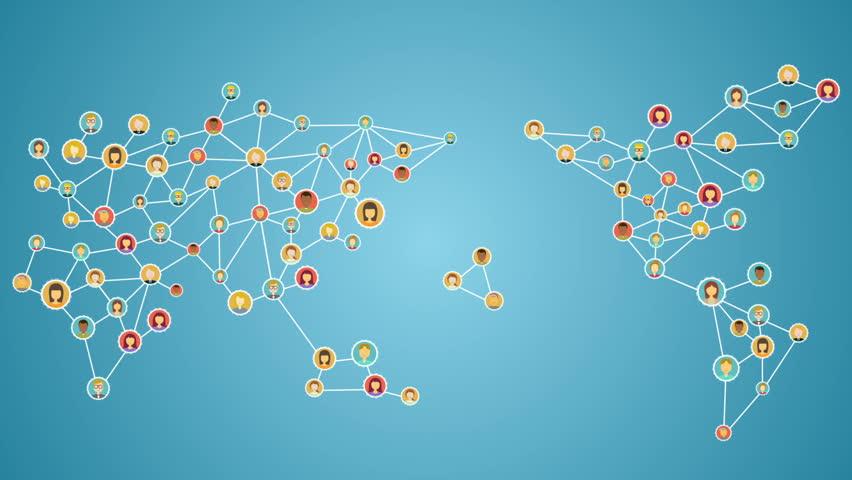 סחר, אנשים, גלובליזציה