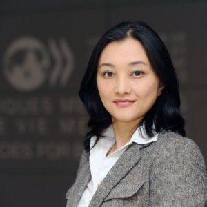 קומי קיטאמורי, מנהלת מחלקה צמיחה ירוקה ב-OECD