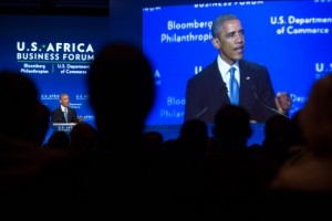 US-Africa Summit- Obama