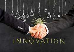 Handshake for innovation
