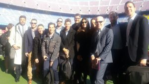 camp nou group
