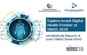 Israel at HIMSS 2018