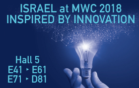 Israel in MWC 2018