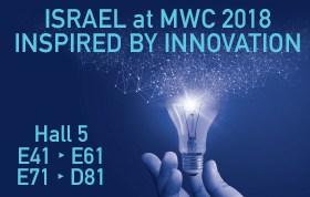 israel at MWC 2018