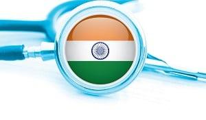 מכשור רפואי בהודו