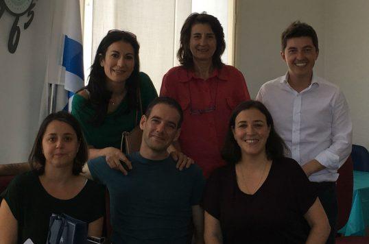 צוות הנציגות המסחרית במילאנו, איטליה