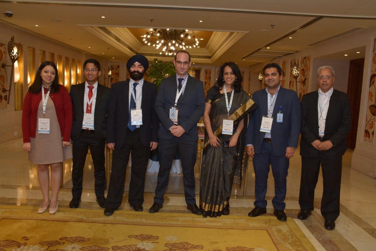 צוות הנספחות הכלכלית בניו דלהי, הודו