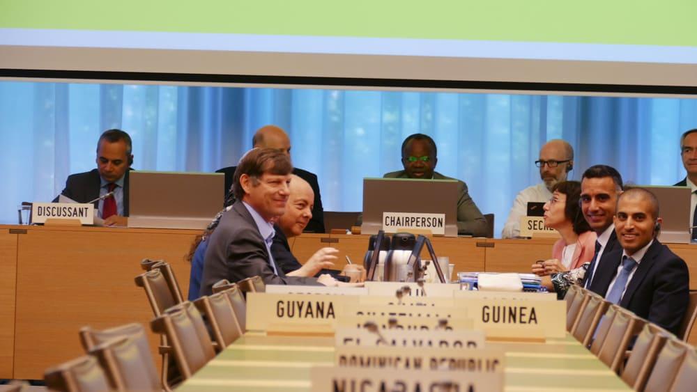 צילום: הנציגות הישראלית בג'נבה