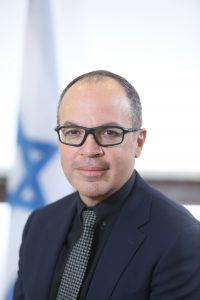 דורון אברהמי, הנציג הכלכלי של משרד הכלכלה והתעשייה בגרמניה, ברלין.