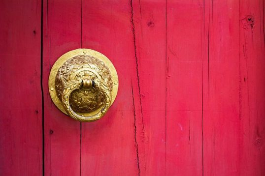 door_china