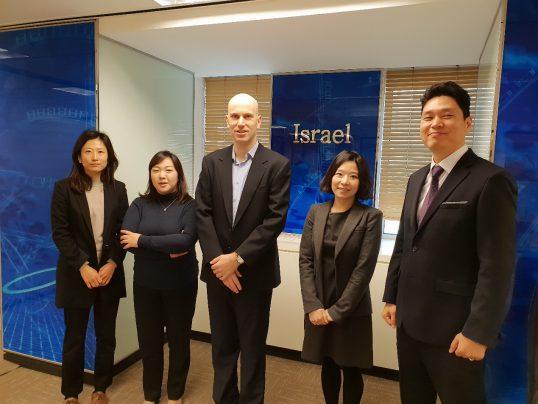 צוות הנציגות הכלכלית בדרום קוריאה