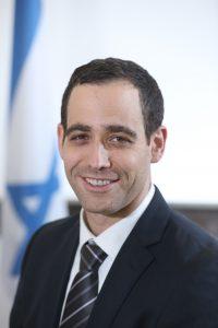 עמית לב, ראש הנציגות הכלכלית בדרום אפריקה