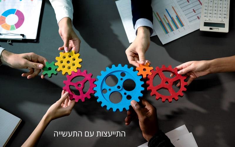 התייעצות עם התעשייה