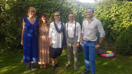 צוות הנספחות הכלכלית בפולין